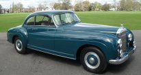 1955 Bentley R Type Continental by Franay
