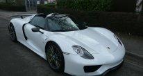 Porsche 918 Spyder for sale at Specialist Cars of Malton