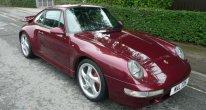 Porsche 993 Turbo for sale at Specialist Cars of Malton