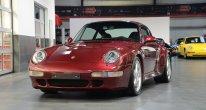 Porsche 993 Turbo arenarot metallic