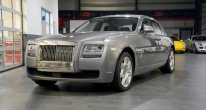 Rolls Royce Ghost Pannhorst Classics