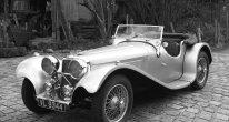 Jaguar SS 100 Roadster 1937
