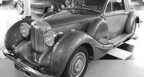 1939 Lagonda V 12 DropHeadCoupé