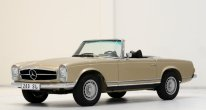 1971 Mercedes-Benz 280SL Pagoda – Restored by BRABUS Classic