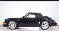 Porsche 964 Cabrio WTL | ELEVENCLASSICS | +49 6232 2965333 | sales@elevenclassics.com