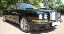 Bentley Continental R in Masons Black