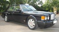 Bentley Turbo R Mk IV in Royal Ebony