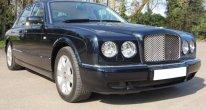 Bentley Arnage R in Black Sapphire