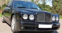 Bentley Arnage T in Beluga Black