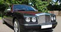 2005/54 Bentley Arnage RL in Diamond Black / Burgundy