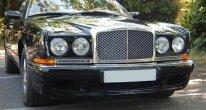 Bentley Azure in Masons Black