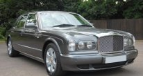Bentley Arnage RL in Graphite
