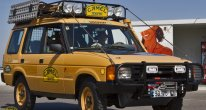 with Camel tropht Portugal and Landroverowner in Serpa