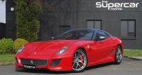 Ferrari 599 GTO for sale The Supercar Rooms