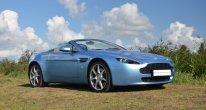 2008 Aston Martin V8 Vantage LHD