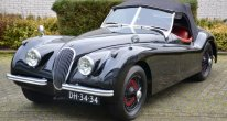 1954 Jaguar XK120 OTS SE LHD