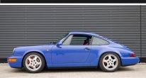 Porsche 964 RS N/GT Clubsport | ELEVENCLASSICS  | +49 6232 2965333 | sales@elevenclassics.com