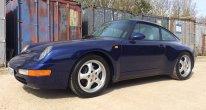 1996 Porsche 993 3.6
