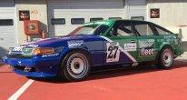 Rover sd1 race car