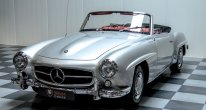 Mercedes 190 SL Dream Garage