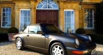 1990 Porsche 911 Carrera 4 Manual Targa