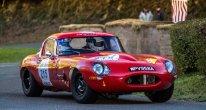 Jaguar E type FIA for sale