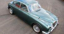 Jaguar MK2 3.4 Beacham Qualität