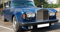 Rolls Royce Silver Shadow II in Seychelles Blue