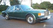 Rolls Royce Silver Spirit MK II Active Ride in Balmoral Green