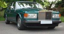 Rolls Royce Silver Spirit MK II Active Ride in Brooklands Green