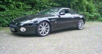 Aston Martin DB7 Vantage Coupe V12 2003