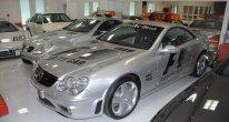 Mercedes-Benz SL 55 F1 Safety Car 2003