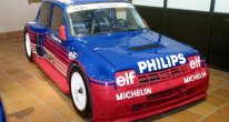 Renault R5 Turbo Maxi 1986