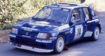 Peugeot 205 Gr B 1985