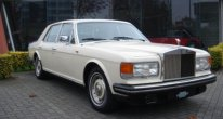 Rolls-Royce Silver Spirit LHD 1981
