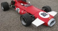 Brabham Single Seater BT30 1970