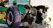 Porsche RS Spyder engine type 547/4 1960
