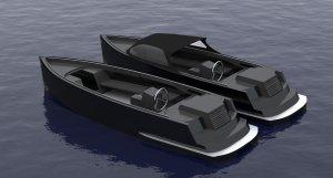 Waterdream Tender Boat