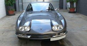 Lamborghini 400 GT Touring Superleggera 1966