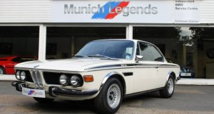 BMW E9 3.0L CSL For Sale