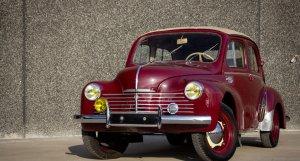 Renault 4CV à vendre Osenat