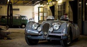 Jaguar XK120 OTS OSENAT