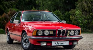 BMW 633 CSI Osenat