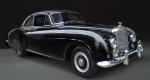 Bentley R Type Continental by H.J.Mulliner