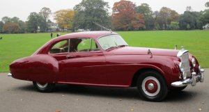 1955 Bentley R Type Continental