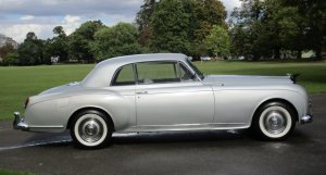 Bentley S1 Continental Coupe by Park Ward