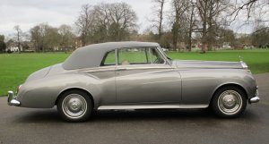 Rolls-Royce Silver Cloud II Drophead Coupe by H.J.Mulliner