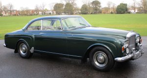 Bentley S3 Continental Coupe by H.J.Mulliner