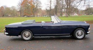 Bentley S3 Continetnal Drophead Coupe by Mulliner/Park Ward