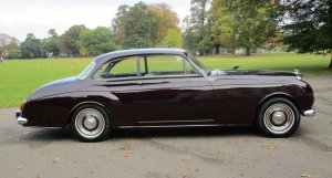 Bentley S3 Continental Coupe by James Young
